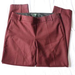J. Crew Pants - J. Crew Wool City Fit Pants Size 2